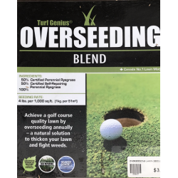 OVERSEEDING MIX SPEARE /lb